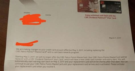 Cibc Letter Of Credit Canadian Rewards Cibc Petro Points Mc Gt Cibc Dividend Platinum Visa