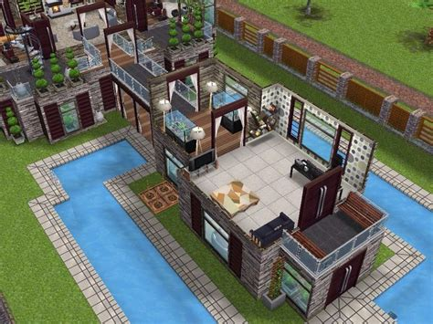 best sims house designs 178 best images about the sims freeplay house designs on play sims home designs kunts