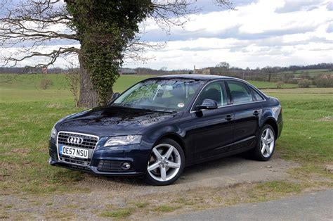 Audi A4 2008 audi a4 saloon 2008 2015 rivals parkers