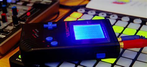 game boy music mod dot matrix game boys for us dmgs r us