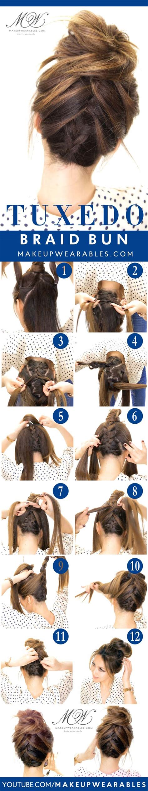 Hairstyles For Hair Step By Step For Braids by 40 Of The Best Hair Braiding Tutorials Diy Projects