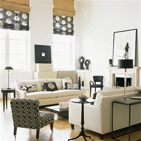 21 Creative Inspiring Black And White Traditional Living Black And White Living Room Designs