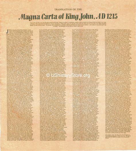 Magna Carta Essay by Magna Carta 1215 Translation Store Ushistory Org