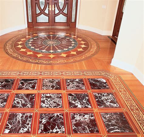 Winning Wood Floors: NWFA Floor of the Year 1997   Wood