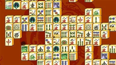 juegos gratis mahjong