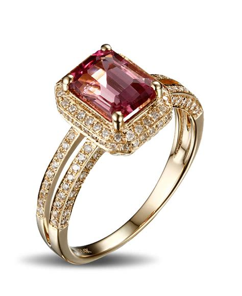 luxurious 1 50 carat ruby and halo engagement ring