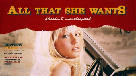all that she wants britney spears all that she wants remix feat ace of