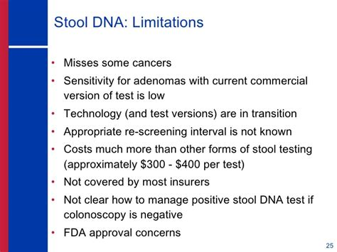 Stool Test Cost by Presentation Slides 6720k Ppt Welcome To The American