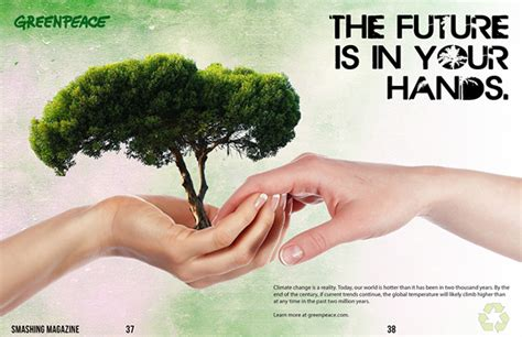 greenpeace magazine quotes by greenpeace advertisement like success