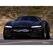 Ford Displays Two Mad Max Interceptor Concepts In Australia W/video