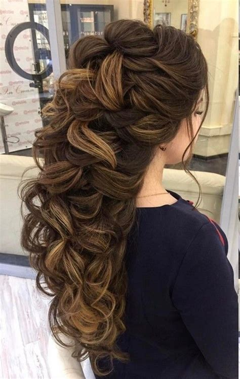 Lebanese Wedding Hairstyles Hair by 100 Wow Worthy Wedding Hairstyles From Elstile