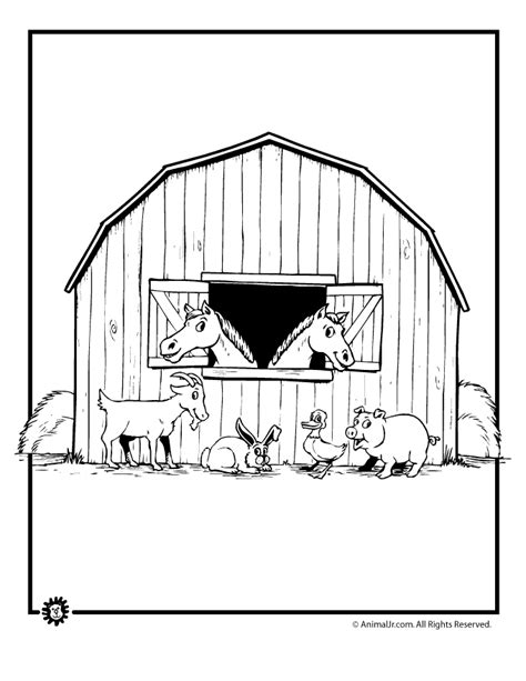 otis from barnyard coloring page coloring pages