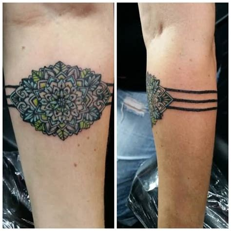 lower armband tattoos and photo ideas