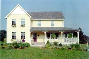house plans farmhouse country country farmhouse house plan 41014