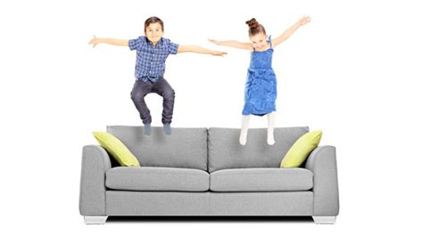 jumping on the sofa are today s parents strict enough grandparents com