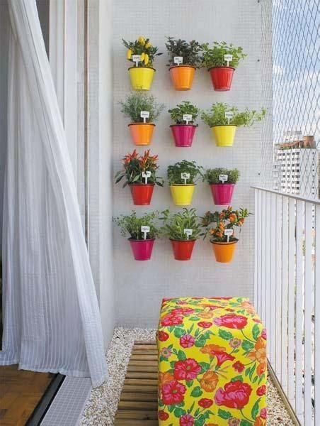 fiori per casa arredare balcone di casa