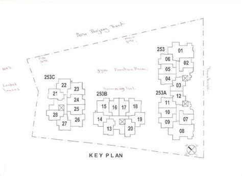 parc imperial floor plan parc imperial iproperty sg