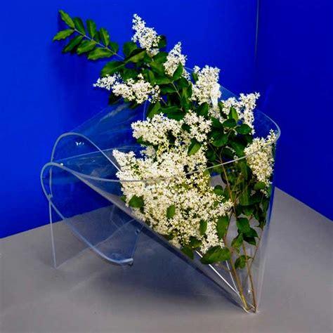 espositori per fiori espositore vaso plexiglass per fiori secchi ludovic