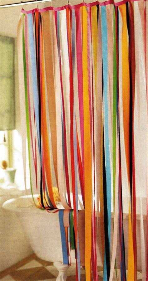 ribbon shower curtain ribbon shower curtain for the home pinterest