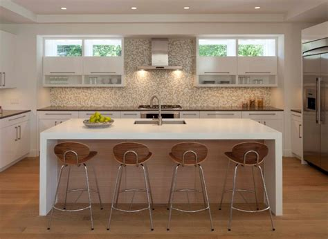 island kitchen counter countertop overhang