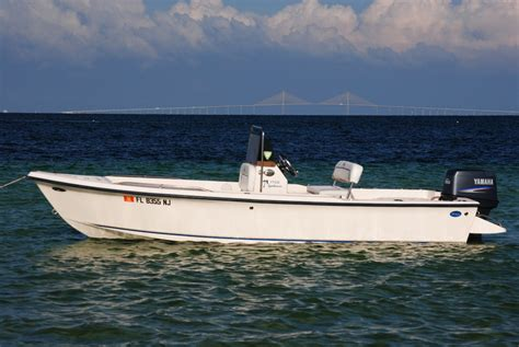 sold 2007 key west 1720 sportsman sold the hull truth - Key West Boat Rod Holders