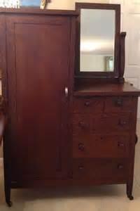 vintage furnishings antique wardrobe dresser