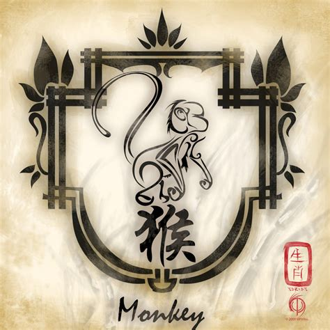 year of the monkey tattoo designs monkey tattoos and designs page 5