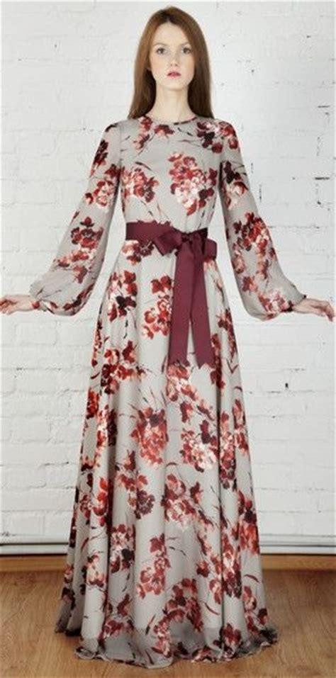 Gamis Flower Dress Ori Longdress Maxi Katun Jepang eliza j print belted chiffon maxi dress collection 2016