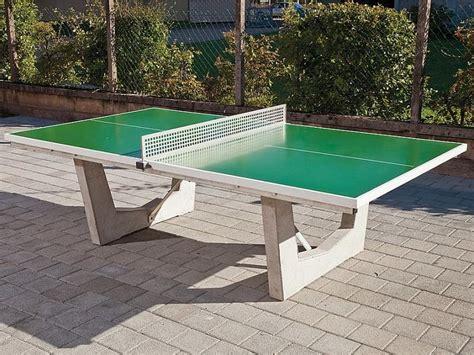 tavolo da ping pong da esterno tavolo da ping pong da esterno narciso sport project
