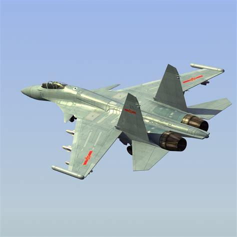 shenyang j15 flying shark 3ds J 15