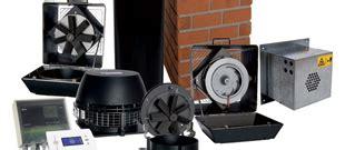 flue fans for open fires chimney fans turner baker