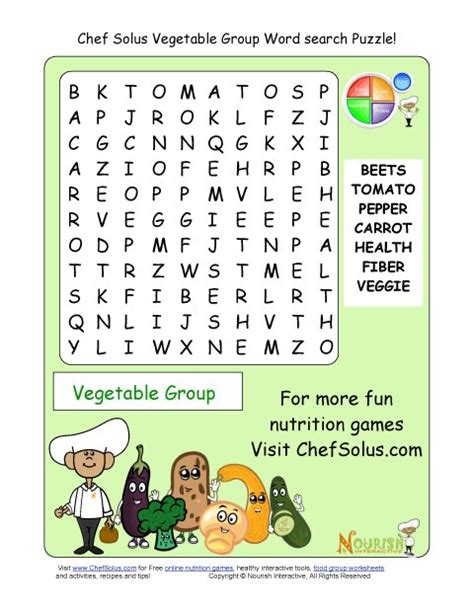 printable crossword puzzles vegetables printable word search puzzle vegetables group