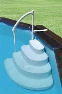 pool treppen kunststoff einstelltreppe pool discount anhalt