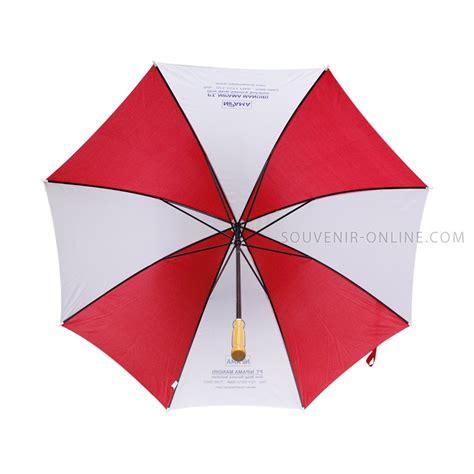payung golf merah putih