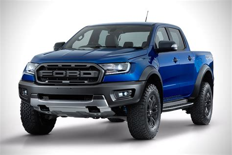2018 Ford Ranger Raptor Hiconsumption