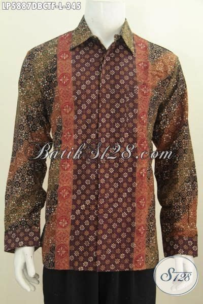 Hem Batik Dolbi hem batik lengan panjang mewah halus proses cap tulis busana batik bahan dolby istimewa lebih