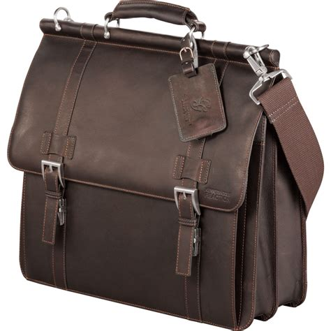 laptop bags leather leather dowel top computer bag