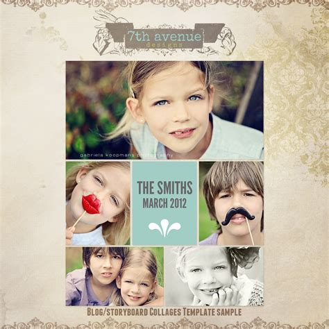 baby collage template studio design baby collage template studio design gallery best