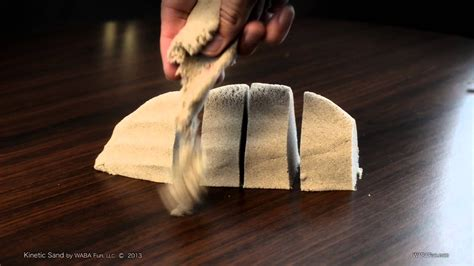 Fan Sanden kinetic sand