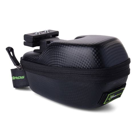 waterproof bicycle seat bags rockbros road bike bicycle saddle bag mtb seat hardshell