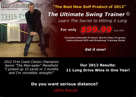 the ultimate swing trainer the ultimate swing trainer