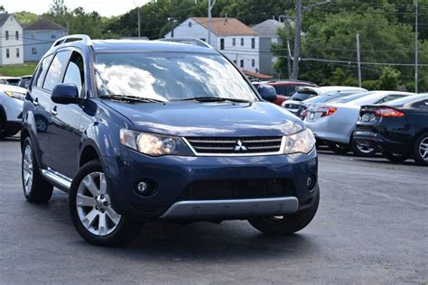 2009 mitsubishi outlander se 2009 mitsubishi outlander se for sale 55 used cars from 6 189