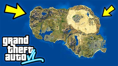 gta 6 world map gta 6 usa map 10 things we want to see in gta 6