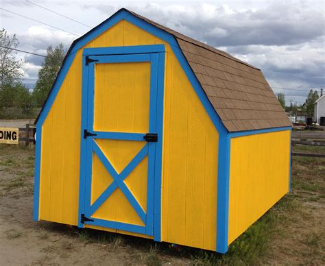 Northern Sheds by Barn In Alaska Great Northern Sheds