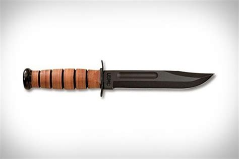 ka bar marine ka bar marine fighting knife uncrate