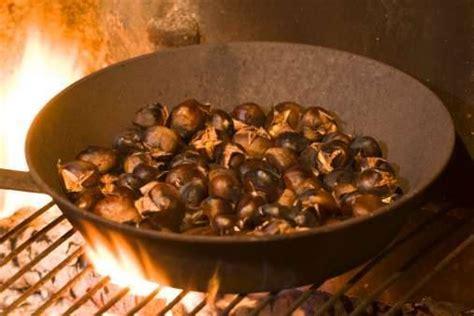 castagne al camino castagne che passione quattro modi per cuocere e come