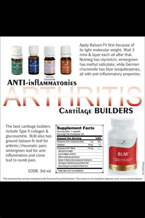 essential oils for arthritis for arthritis living essential oils