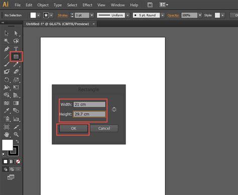 membuat barcode dengan adobe illustrator membuat frame dengan adobe illustrator