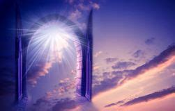 Heaven Background Stock Photos - Image: 31597863 Gates Of Heaven Design