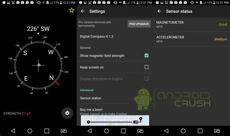 compass app for android phone 7 best compass apps for android 2017 android crush